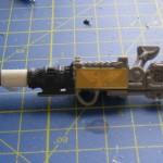 Warmonger Update #2: Building the Vengeance Cannon