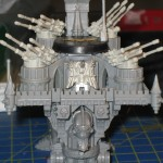 Warmonger Update #5: Test fitting the Hydra turrets