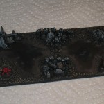 Warmonger Update #8: Painting the base