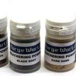 Forge World Weathering Powders