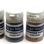 Forge World Weathering Powders