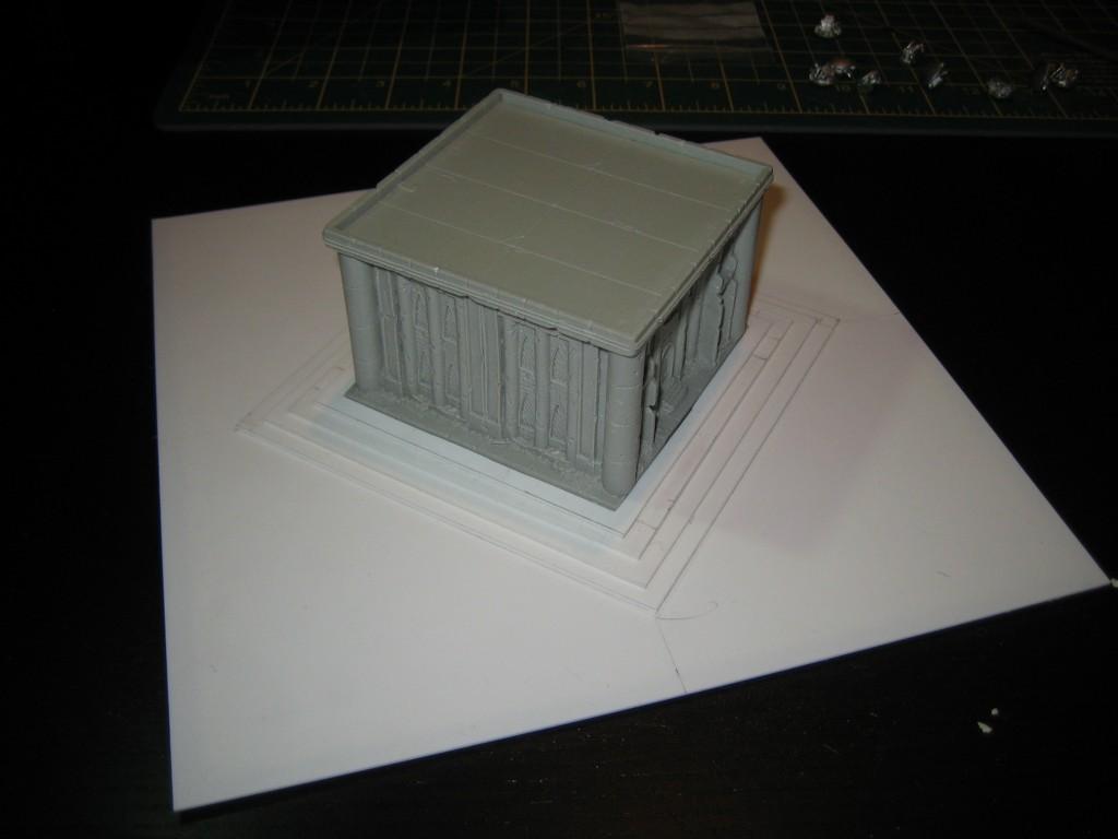 Adminstratum Building
