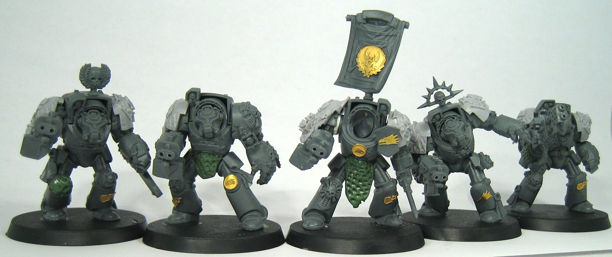 Firedrakes Terminator Squad