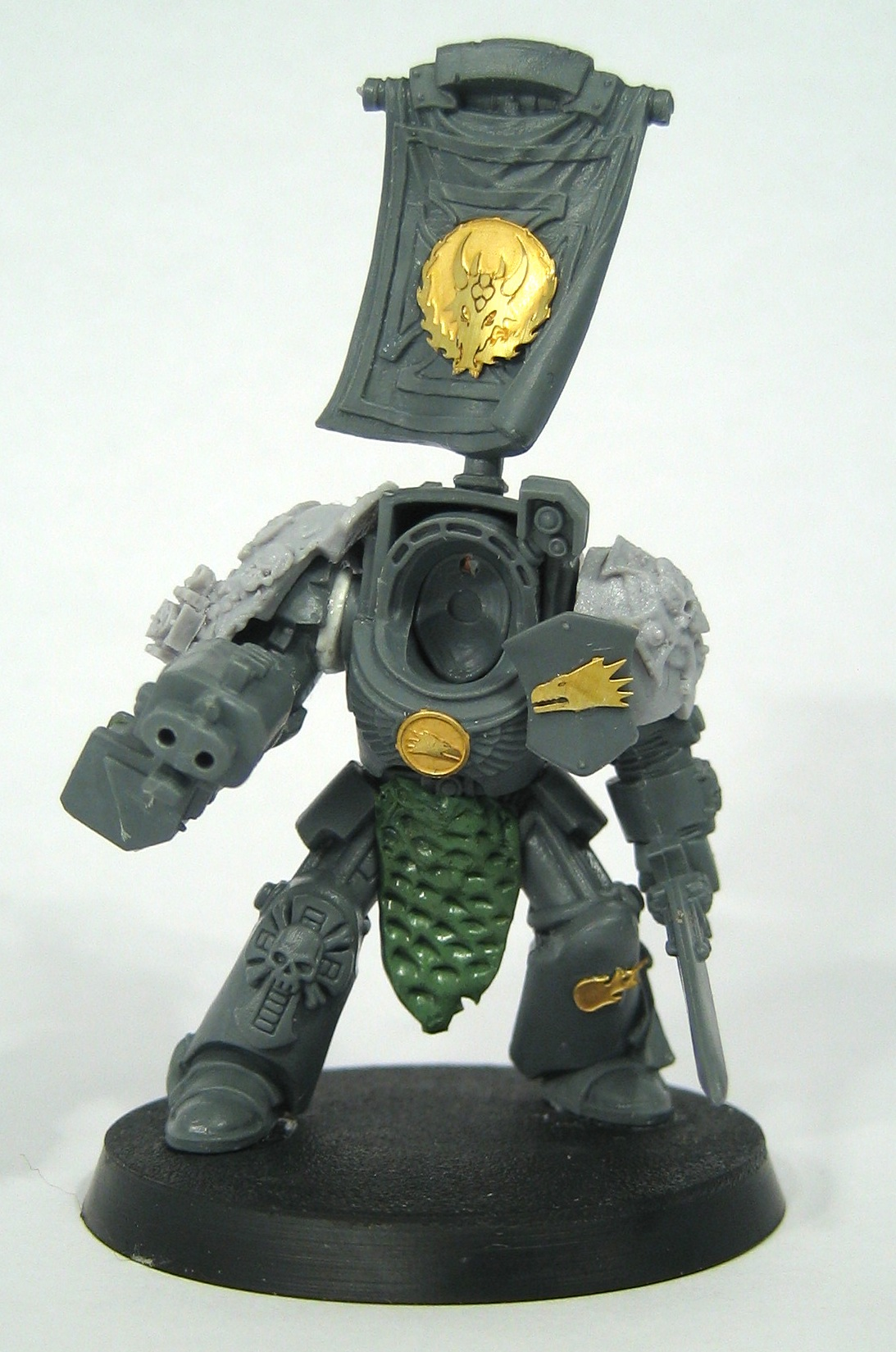 Firedrakes Terminator Sergeant