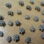 Review: Puppets War Cyber Beetles (Canoptek Scarab proxies)