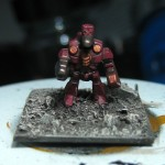 Knights: Robot Test Model Completed