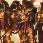 Adeptus Custodes list for In The Emperor's Name