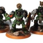 Salamanders Terminator Assault Squad