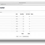 Army Constructor – A Free, Open Source, Web-Based, Client-Side Army List Builder