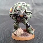 Salamanders Tactical Test Model