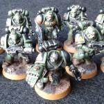 Salamanders Tactical Squad #1