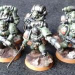 Salamanders Tactical Squad #2
