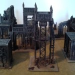 Warhammer 40,000 Cities of Death Terrain