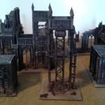 Warhammer 40,000 Cities of Death Terrain