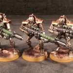 Necron Deathmarks and Old-School Wraiths