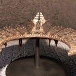 Battlefleet Gothic Necron Cairn-class Tomb Ship