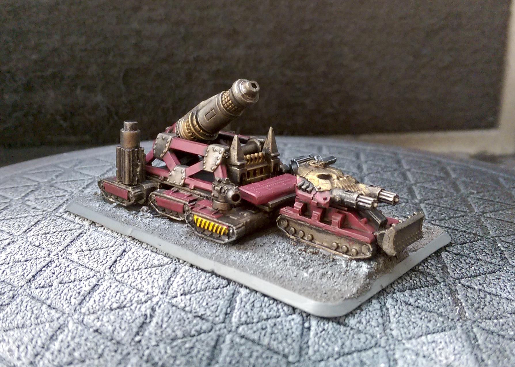 Adeptus Mechanicus – Jodrell Plays Games