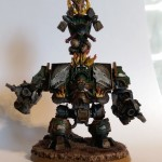 Bray'arth Ashmantle, Venerable Dreadnought of the Salamanders