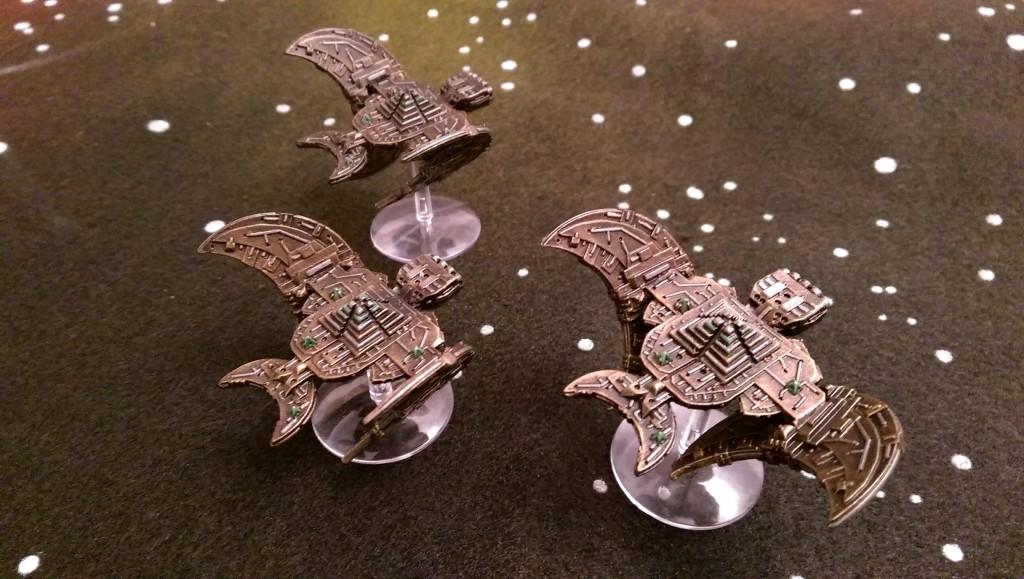 Shroud-class Light Cruisers.