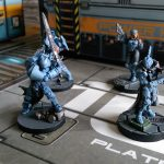 Infinity PanOceania Force from Operation Icestorm
